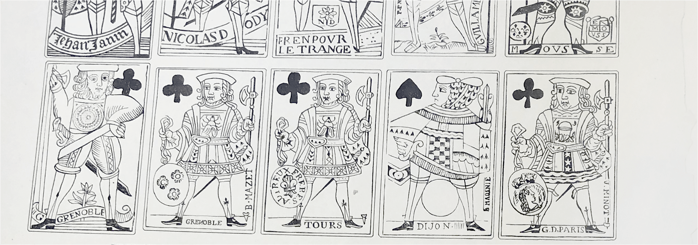 Solitaired History Playing Card Design