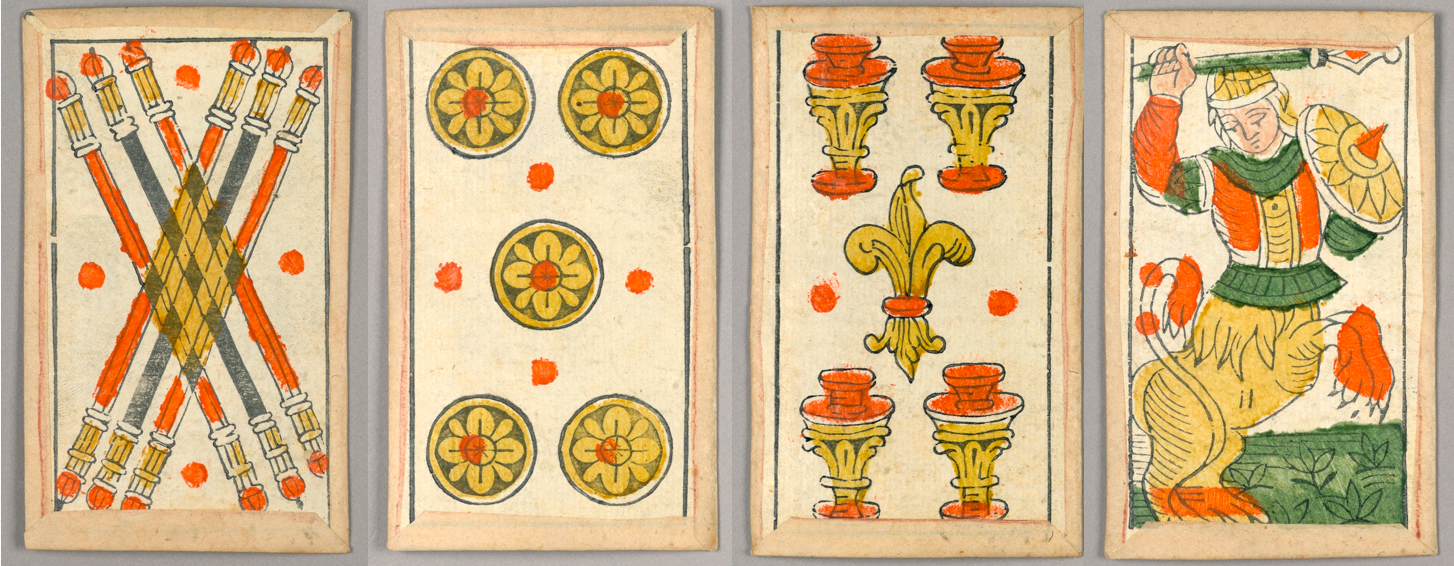 Minchiate cards